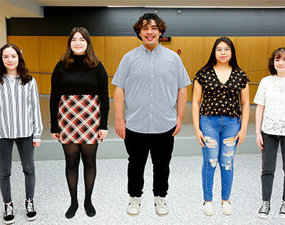 Five senior Tomcats awarded Gustafson Scholarships from Waubonsee