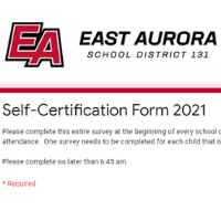 Self Certification Form